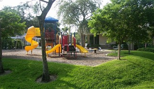 Children's playground - for your kids or grandkids