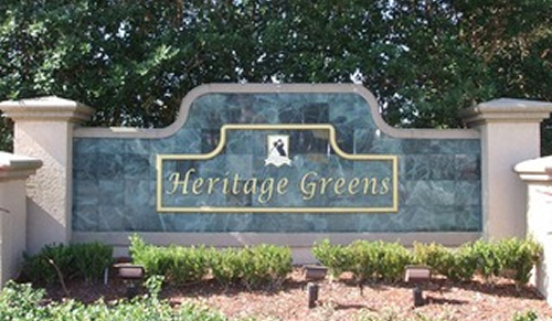 Heritage Greens community