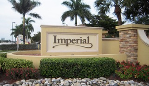 Imperial Golf Estates community