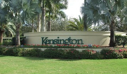 Kensington Golf Country Club community