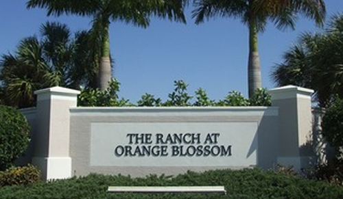 Orange Blossom Ranch community