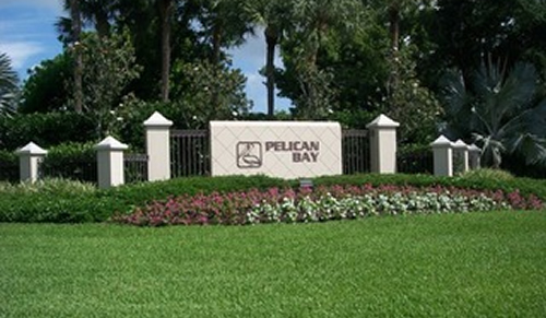 Pelican Bay community