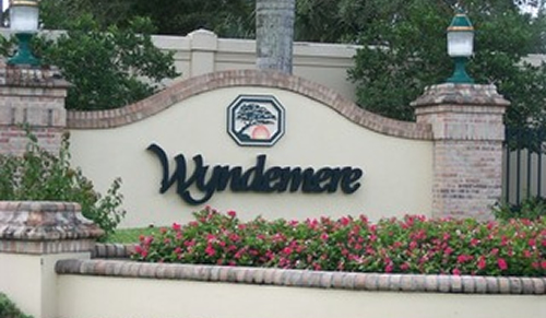 Windemere community in Naples Florida