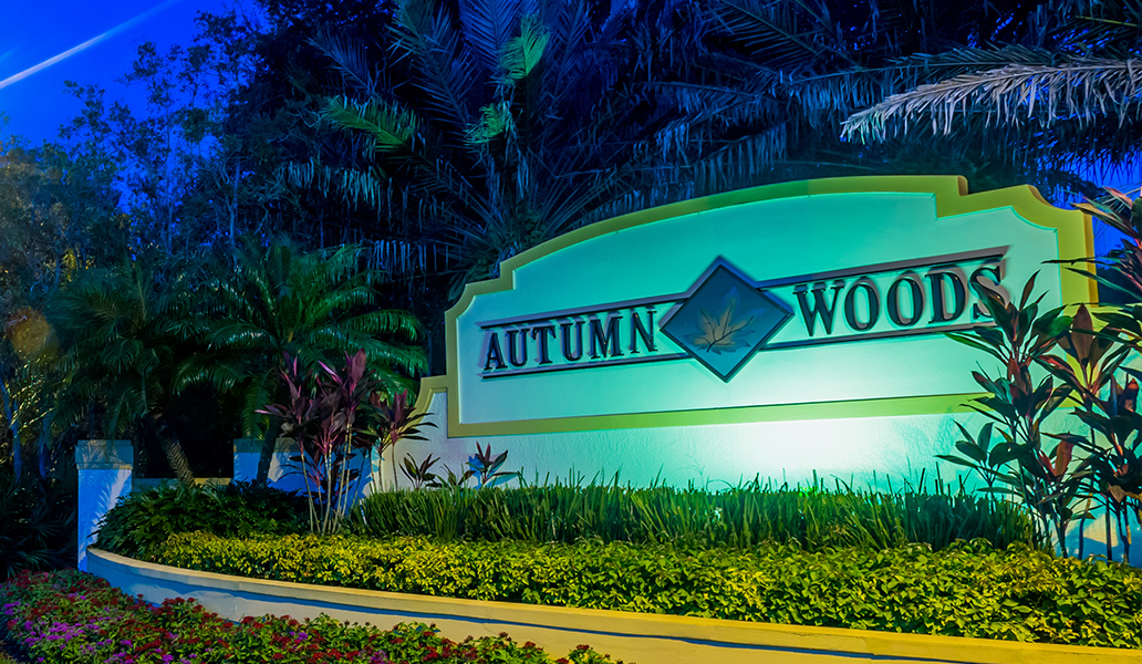 Autumn Woods Subdivision
