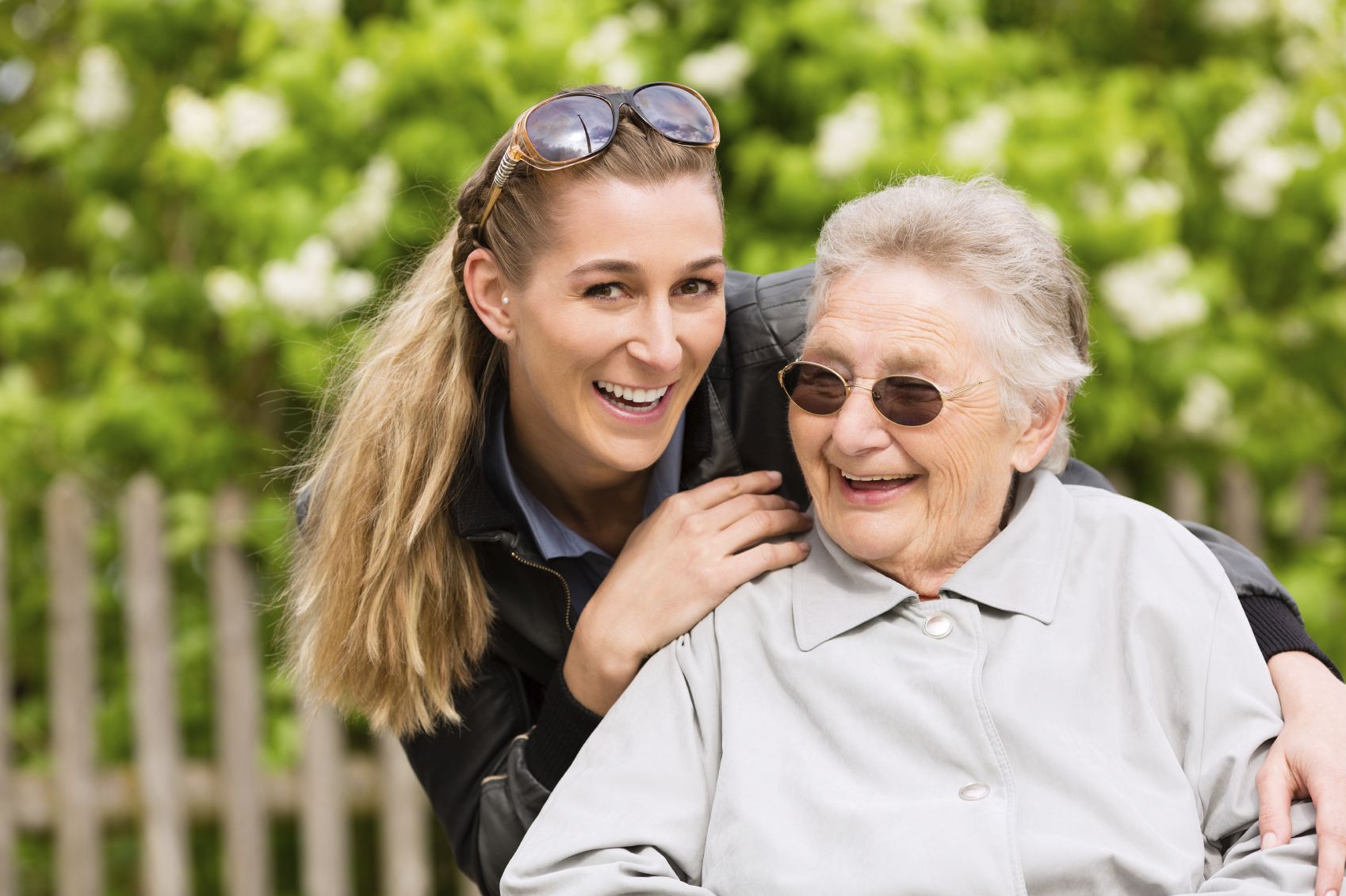 Visiting Grandma in Naples Assisted Living Facility in Naples Florida