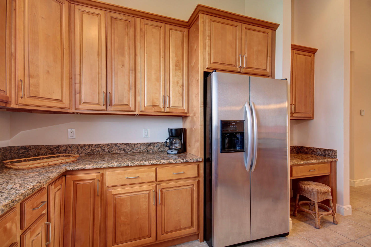 Kitchen - all stainless steel appliances