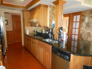 other side of kitchen at 4005 Gulf Shore Blvd N, #106, Naples, FL 34103